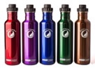 EcoTanka Sports Coloured Stainless Steel Water Bottles